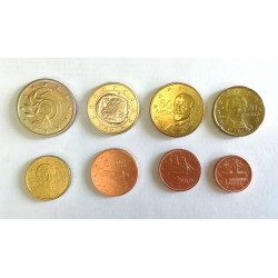 SERIE EUROS DE GRECIA