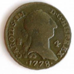 4 Maravedís 1778