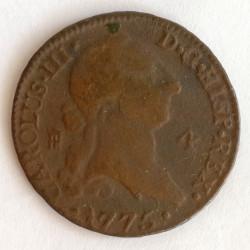 4 Maravedís CARLOS III 1775