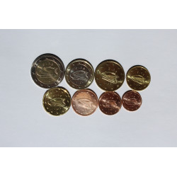 SERIE EUROS DE IRLANDA