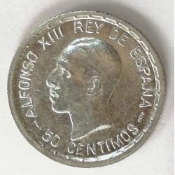 5 PESETAS ALFONSO XIII 1892 PGM