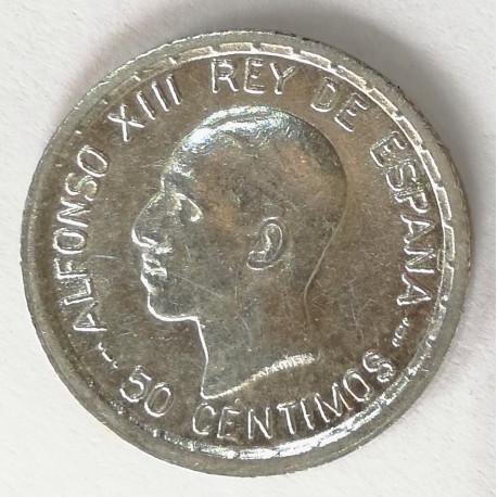 50 céntimos 1926