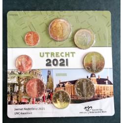 Colección euros Holanda 2021