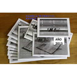 Filoestuches HEFAR NEGRO para todos los sellos de 2017