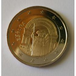 2 EUROS - SANTIAGO DE COMPOSTELA