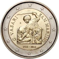 2 € SAN MARINO 2011