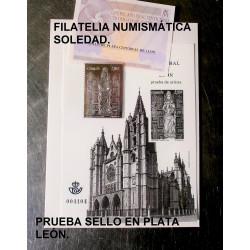 PRUEBA ARTISTA catedral de León