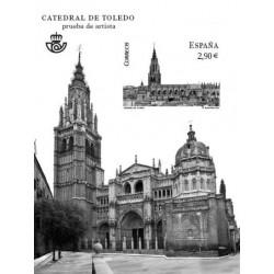 PRUEBA ARTISTA catedral de Toledo