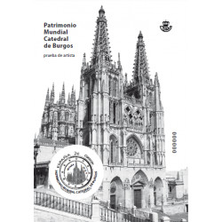 PRUEBA ARTISTA catedral de Burgos
