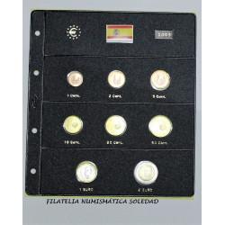EUROS ESPAÑA Y FUNDA 2003