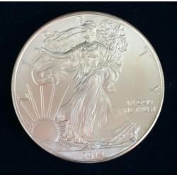 USA 1 DOLAR LIBERTY 2014 - 1 ONZA