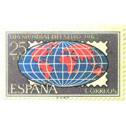 AÑO 1963 COMPLETO SELLOS