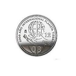 12€ PLATA PLANETA TIERRA 2008