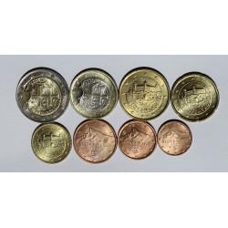 SERIE EUROS ESLOVAQUIA 2009