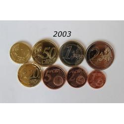 SERIE EUROS ESPAÑA 2003