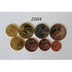 SERIE EUROS ESPAÑA 2004