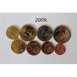 SERIE EUROS ESPÀÑA 2009