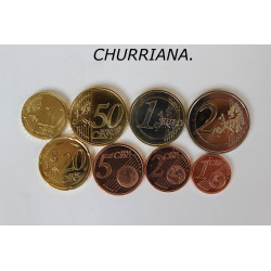 SERIE EUROS ESPAÑA CHURRIANA