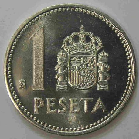 1 PESETA 1975*76