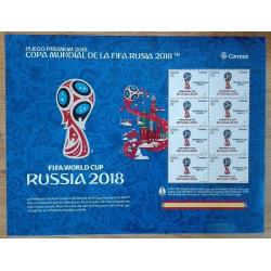 P.PREMIUM 2018 COPA MUNDIAL DE LA FIFA