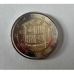 2 EUROS ANDORRA 2014
