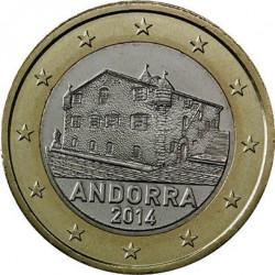 1 EURO ANDORRA 2014