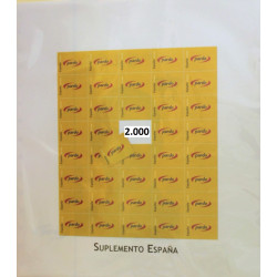 PARDO TRANSPARENTE AÑO 2000