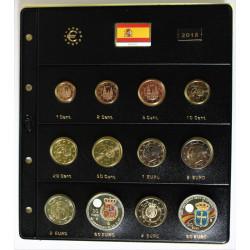 Serie de euros de España 2018