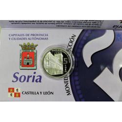 5 € PLATA SORIA