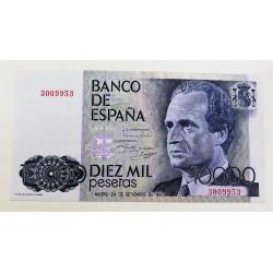 10.000 PESETAS 1992
