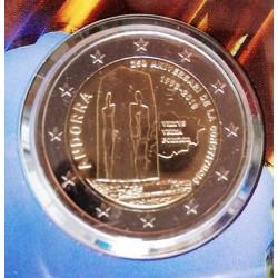 2 EUROS Andorra 2018 - 25º Aniversario de la Constitución de Andorra