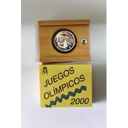 MONEDA DE 1.000 PTS OLÇIMPICOS SYDNEY 2000