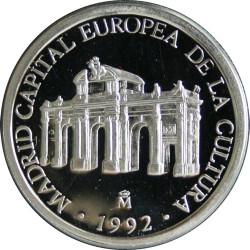 MONEDA DE 1 ECU DE 1992