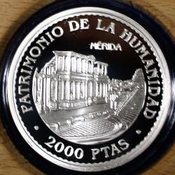 2.000 PTAS 1996 MÉRIDA