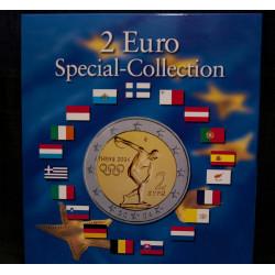 ALBUM 2 € EUROS DE CARTON
