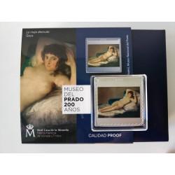 La maja desnuda de Goya 2019