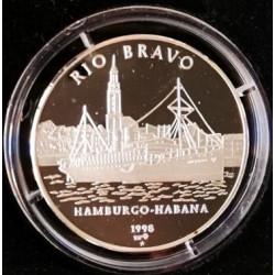 10 PESOS CUBA RIO BRAVO
