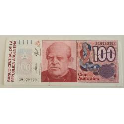 ARGENTINA BILLETE 50 PESOS ARGENTINOS