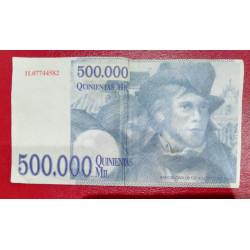 500.000 DEL 09-08-1995 BC