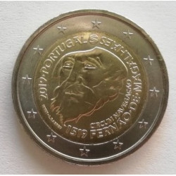 2 € PORTUGAL 2019