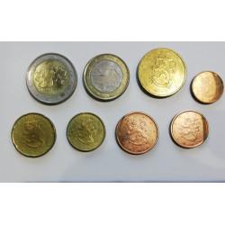 SERIE EUROS ANDORRA 2014