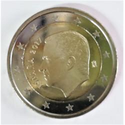 2 euros Felipe VI 2017