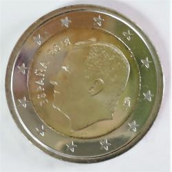 2 euros Felipe VI 2018
