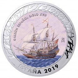 GALEÓN ESPAÑOL S XVII