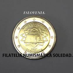 MONEDA DE 2 € ESLOVENIA 2007