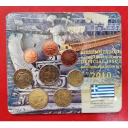 CARTERA OFICIAL GRECIA 2010