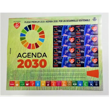 DESARROLLO SOSTENIBLE 2030