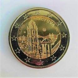 2 € LITUANIA 2017