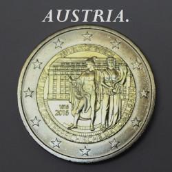 2 € AUSTRIA 2016