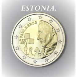 2 € ESTONIA 2016
